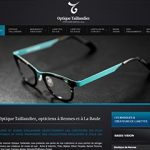 Site opticien