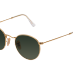 Lunette ronde homme ray ban