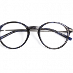 Lunettes ovales femme