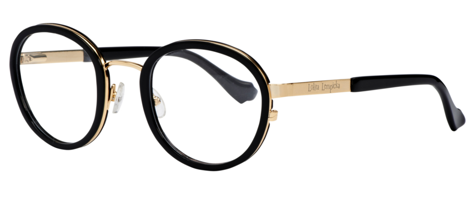 Lunette ronde style