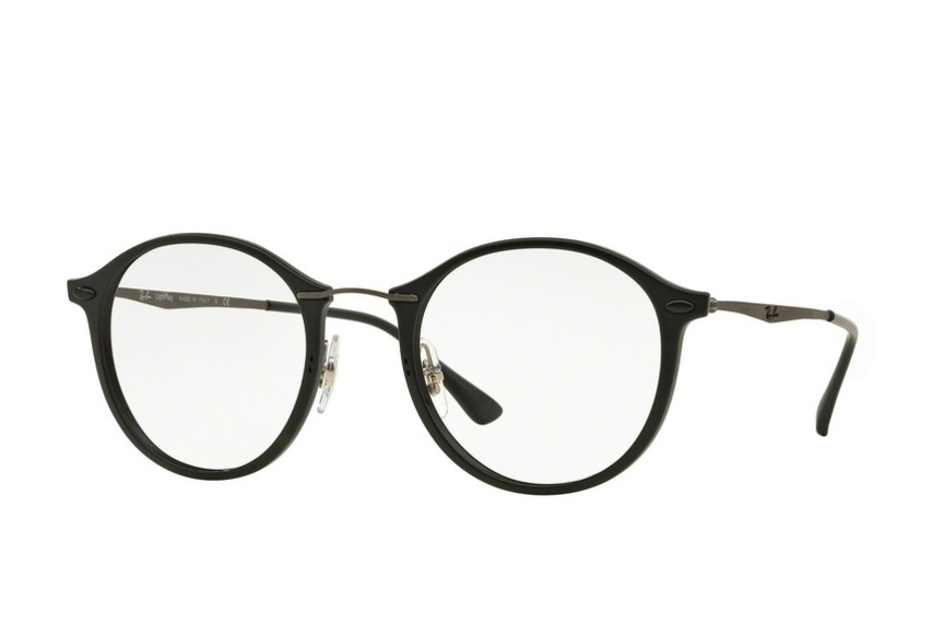 Lunette ray ban ronde or